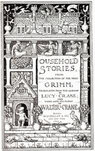 Crane's Grim Title Page