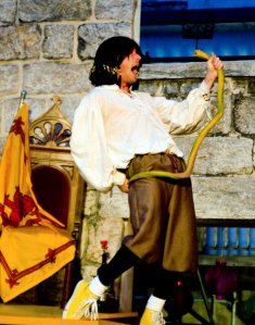 Chesapeake Shakespeare Company's production of The Complete Works of William Shakespeare (Abridged)