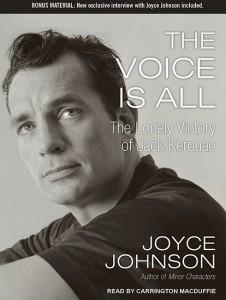 Joyce Johnson The Voice is All