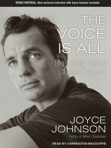 Joyce Johnson The Voice is All