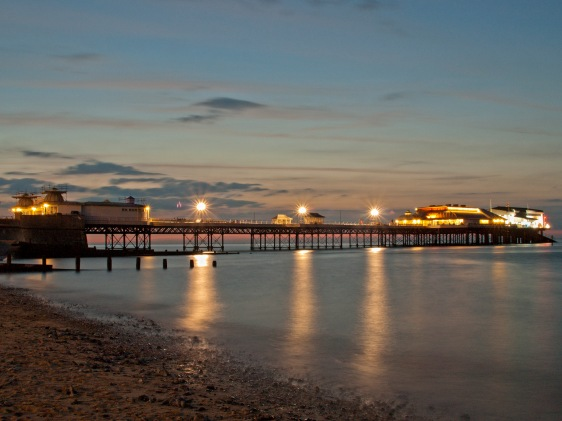 Cromer Pier (Photo: Garry Balding)
