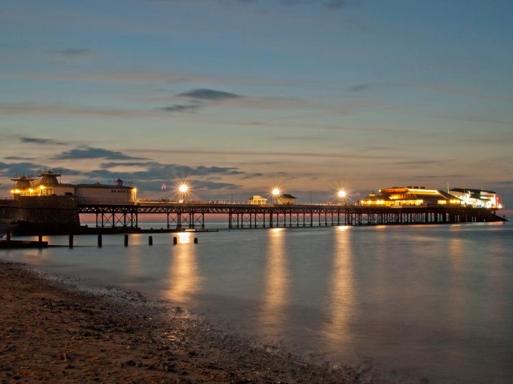 Cromer Pier (Photo: Garry Balding)