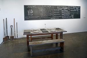 Milde, A la cart, 2014, Smack Mellon, Galelry, DUMBO 01 copy