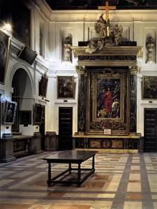 "El Greco, ""The Disrobing of Christ"" (1577-79), Sacristy of the Cathedral, Toledo"