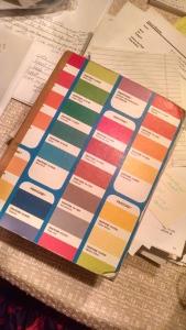 LPR Poetry Editor Laura Shovan's journal.