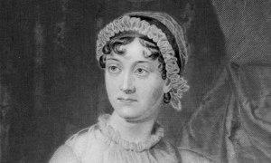 Jane Austen, 1775-1817.