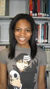Megan Mitchell, Magruder High.