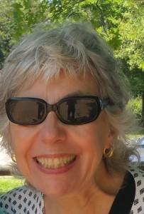 Patricia VanAmberg, June 2015.