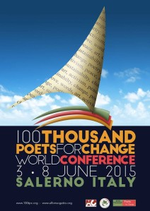 Official poster for 100TPC World Conference, 2015.