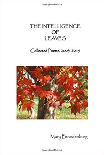 "Cover of Mary Brandenburg's poetry collection ""The Intelligence of Leaves"""